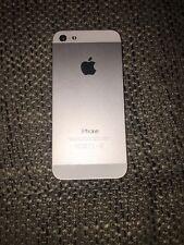 IPhone 5 64 GB Silber Weiß Top Zustand Ohne Zubehör SIM Lock Frei