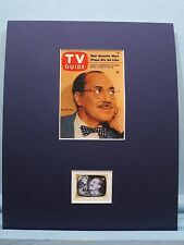 You Bet Your Life honored by the Groucho Marx Stamp