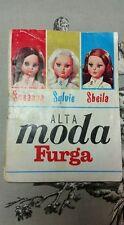 • ● · ✿ ✿ CATALOGO  FURGA  1965 ✿ ALTA MODA 3 ESSE ●·✿ ✿ * •
