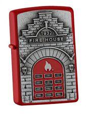 Spektakuläres Feuerwehr Emblem-ZIPPO Spring 2017 neu+ovp 1932 FIRE HOUSE