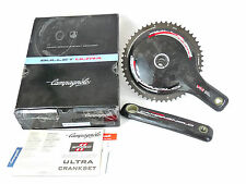 Campagnolo Bullet Crankset Carbon 11 Speed 170mm 52/36 CERAMIC BEARINGS NOS