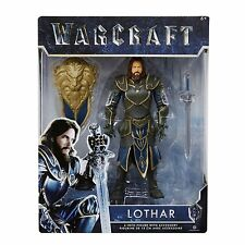 Warcraft 6 pollici Action Figure-LOTHAR * NUOVO *