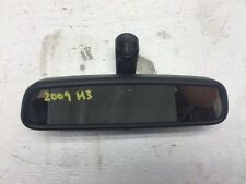 2009 BMW M3 E92 E93 INTERIOR REAR VIEW MIRROR W/ HOMELINK 08 09 10 11 12 13