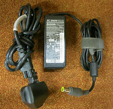 Lenovo Laptop AC Adapter / Charger 20V 1.2A 65W - P/N: 44T4420, 44T4421