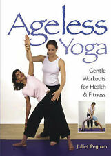 Ageless Yoga: Gentle Workouts for Health and Fitness, 1904991181, Good Book