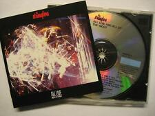 "STRANGLERS ""ALL LIVE AND ALL OF THE NIGHT"" - CD"