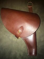Russian M1895 Nagant Leather Holster