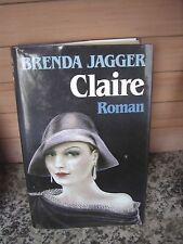 Claire, ein Roman von Brenda Jagger