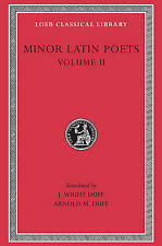 The Minor Latin Poets: v. 2 (Loeb Classical Library), Minor Latin Poe, Janet, Go