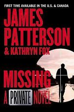 Private: A Private Novel by James Patterson and Kathryn Fox (2016, Hardcover)
