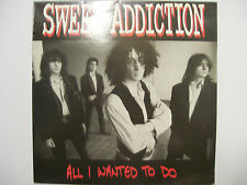 "SWEET ADDICTION All I Wanted To Do - 1990 UK 12"" – Hard Rock - BARGAIN!"