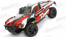 1/10 Exceed RC Electric Brushed Rally Monster Truck Short Course Off Road Red