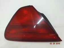 98 99 00 01 02 Honda Accord Coupe Left Rear Driver Outer Tail Light Lamp NICE OE