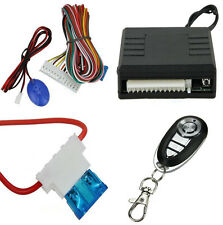 New Keyless Entry System Universal Car Remote Central Kits Door Lock Vehicle