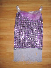 Girls Gymnastics-Dance-Skating Skate Halloween Play Costume-Skirt-Dress Up-OS