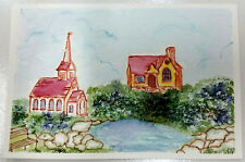 BUNGALOO Retired (see photo # 2 ) L@@K @  photo ART IMPRESSIONS RUBBER STAMPS