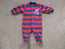 Fabulous BABY BOY'S in Pile Pigiama 6 LAV By Carter's da USA a righe