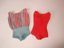 VINTAGE BARBIE Original swim suit American girl B/C P/T