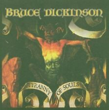 Bruce Dickinson Tyranny Of Souls CD NEW SEALED 2005 Metal Iron Maiden