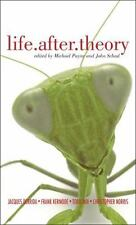 Life.After.Theory: Jacques Derrida, Toril Moi, Frank Kermode and Chris-ExLibrary
