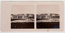 Wien Äußeres Burgtor Heldentor Stereofoto Foto 1905 Österreich