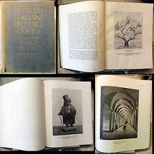 PITTORI ITALIANI DELL'OTTOCENTO _ENRICO CHECCUCCI _EMILIO CECCHI _ BESTETTI 1929