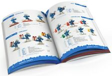 THE SMURFS OFFICIAL COLLECTOR'S GUIDE SCHTROUMPF INSIDE PIXI PARIS FARIBOLES