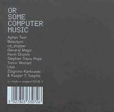 Some Computer Music (5027803330726) New CD