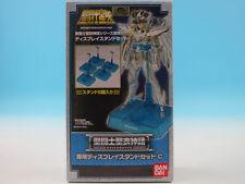 Saint Seiya Myth Cloth Exclusive Use Display Stand SetC Bandai