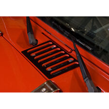 Grille ventilation noir jeep wrangler jk 07-rugged ridge 11206.05