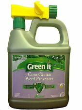 Environmental Factor RTS Green it Corn Gluten Weed Preventer, 64-Ounce , New, Fr
