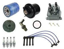 NEW 1996-2000 Honda Civic CX DX LX EX 1.6L Tune Up Kit (NGK V-Power Plugs)