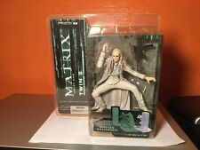Matrix Reloaded Movie Twin 2 Action Figure Parking Garage Series One 1 McFarlane