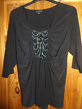 Ann Harvey top size 22 (sizing 2 equates to 22)