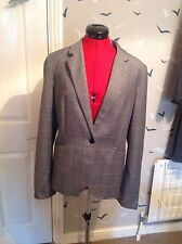 Stylish Danish designer Collection by Jackpot Jacket 44, 16 vgc, 50% wool