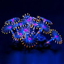 Glowing Effect Artificial Coral Coral Ornaments Plant for Fish Tank Decorative