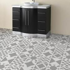 Geometric Tile Stencil Set - Size:MEDIUM- DIY Home Decor - Reusable Stencils