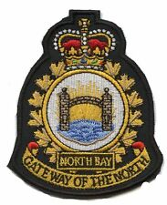 CFB North Bay Badge patch