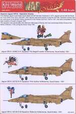 Kits World Decals 1/48 SEPECAT JAGUAR GR1A Persian Gulf