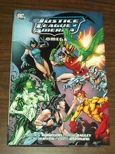 Justice League of America Omega by James Robinson (Hardback 2011)  9781401232436