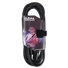 KARMA CA 8257M - Cavo audio Jack 6,3 - XLR M - 3mt