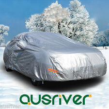 Fully Waterproof UV Dust Protector Car Cover Free Safty Chain for Audi Q3 Q5 Q7