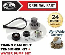 FOR OPEL VAUXHALL ZAFIRA 1.6 LPG 04/99-06/05 TIMING CAM BELT KIT + WATER PUMP
