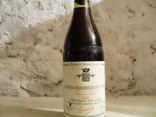TRES RARE 1 GEVREY CHAMBERTIN LA PETTE CHAPELLE (TRAPET)  1983 !!!