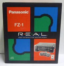 CONSOLE PANASONIC 3DO FZ-1 FRONT LOADING JAPAN NTSC BOXED