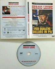 Per qualche dollaro in più (1965) DVD Editoriale Raro