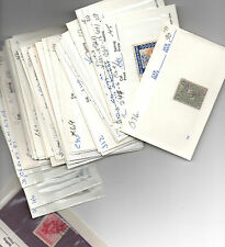 WORLD WIDE STAMP COLLECTION ON STAMP DEALERS SHOW CARDS
