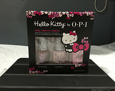 OPI Hello Kitty Collection Limited Edition Nail Lacquer Duo With Toe Separators