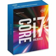Intel Core i7-6800K Hexa Core 3.4GHz LGA2011-3 15MB Cache 140W TDP CPU Processor