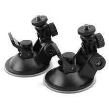 360°Universal Car Windshield Suction Cup Mount Stand Holder For Mini DV Camera